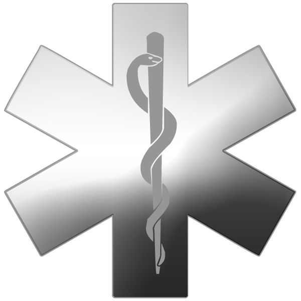 Ems Star Of Life Clipart by Amber