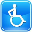 thumb 128x128 Disability symbol clipart