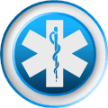 emergency medicine blue